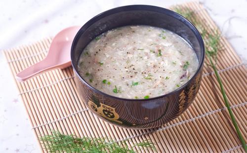 cách chế biến các món cháo súp ăn dặm cho bé 10