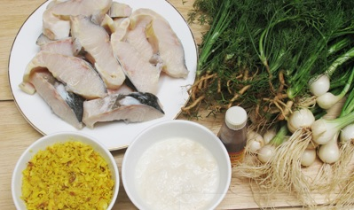 công thức nấu món chả cá Lã Vọng 1
