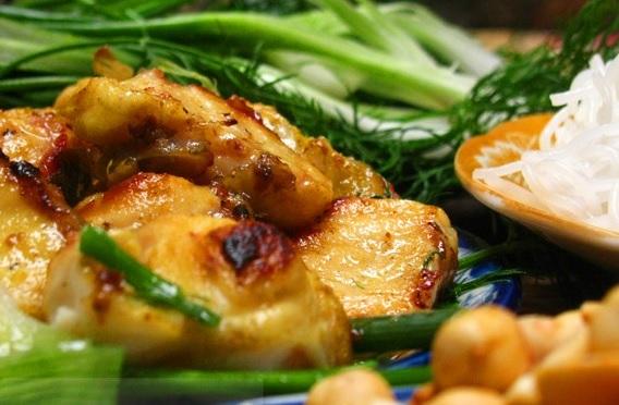 công thức nấu món chả cá Lã Vọng 10