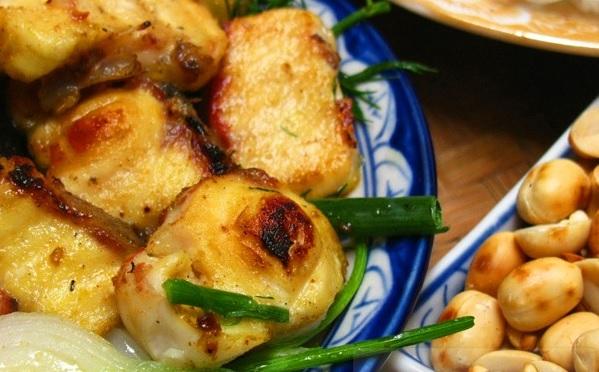công thức nấu món chả cá Lã Vọng 15