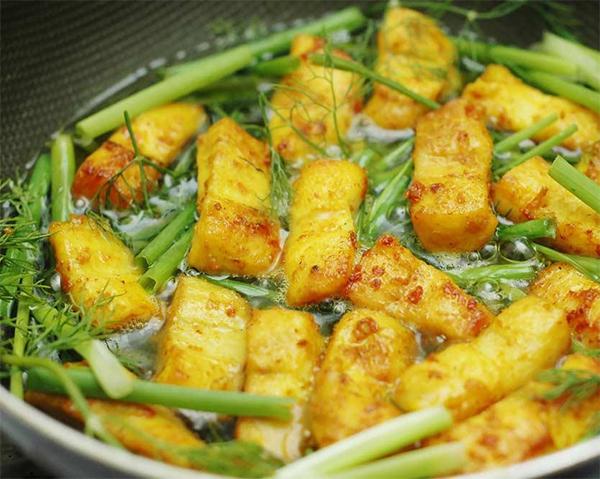 công thức nấu món chả cá Lã Vọng 18