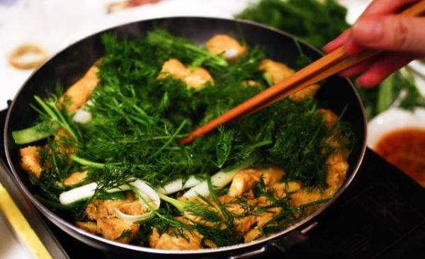 công thức nấu món chả cá Lã Vọng 19