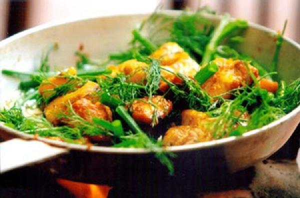 công thức nấu món chả cá Lã Vọng 20