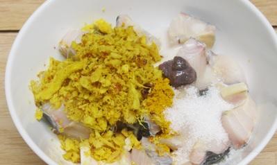 công thức nấu món chả cá Lã Vọng 4