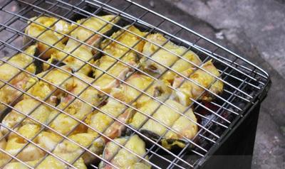 công thức nấu món chả cá Lã Vọng 6