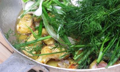 công thức nấu món chả cá Lã Vọng 9