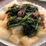 Cách làm món Phở cuốn và Phở chiên phồng – Món ngon cho trẻ biếng ăn