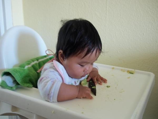 phương pháp ăn dặm bé tự chỉ huy BLW 2