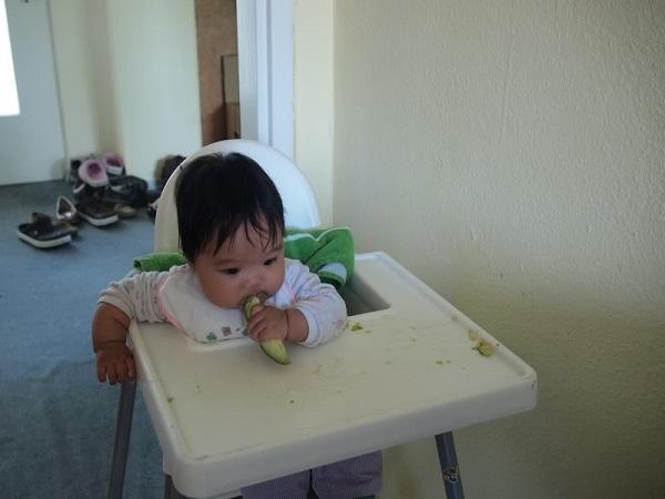 phương pháp ăn dặm bé tự chỉ huy BLW 4