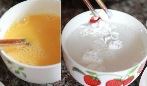 súp cua trứng cút cho bé 6