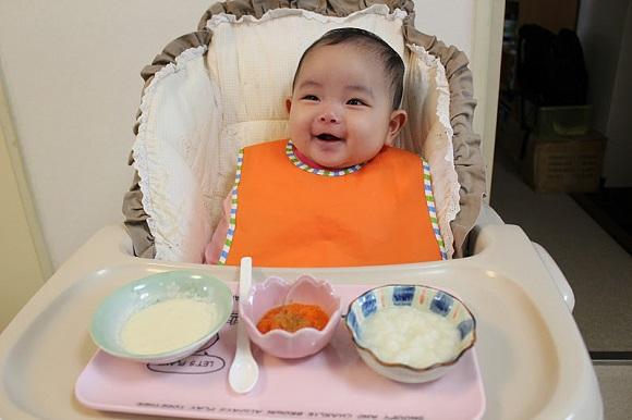 thực đơn ăn dặm cho bé 7 tháng tuổi 3