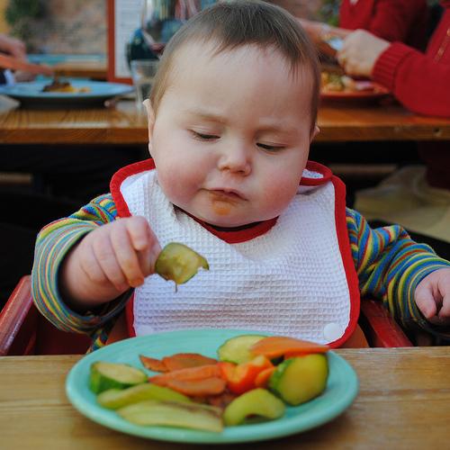 tìm hiểu về phương pháp ăn dặm BLW 5