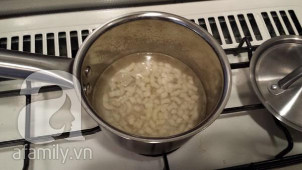chế biến mỳ udon cho bé ăn dặm 4