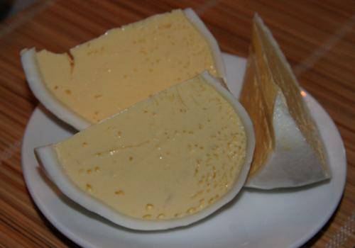 cách làm bánh flan trái dừa cho bé 2