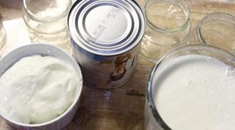 cách làm sữa chua cho bé tại nhà 2