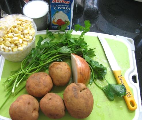 cách làm súp khoai tây kem tươi 1