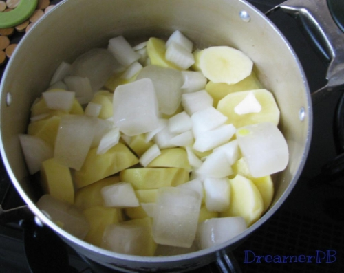 cách làm súp khoai tây kem tươi 2