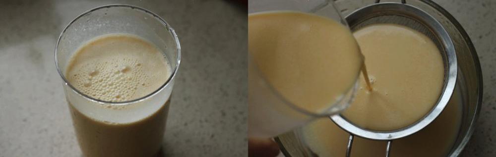 cách làm bánh flan bí đỏ 17