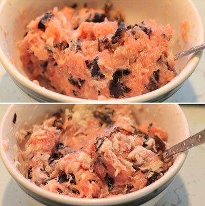 súp nui gạo chả cua 5