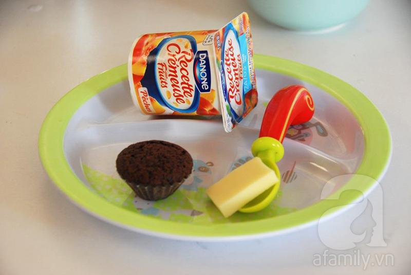 thực đơn bữa sáng đủ dinh dưỡng cho bé 5