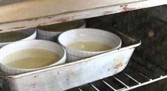 cách làm bánh flan dứa 7