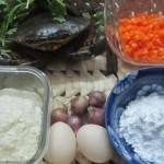 Hướng dẫn mẹ nấu Súp cua – bột khoai tây cho bé ăn dặm cực ngon miệng