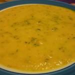 Cách làm món súp khoai tây cà rốt ngon cho bé ăn dặm