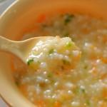 Cách nấu cháo tôm cà rốt, cháo lươn cà rốt cho trẻ ăn dặm